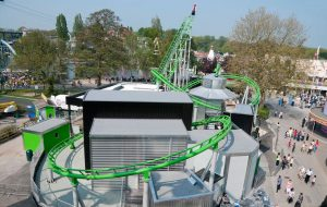Ben 10 Drayton Manor