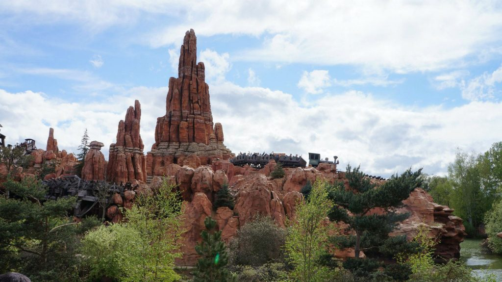 Big Thunder Mountain Railroad Disney's Magic Kingdom