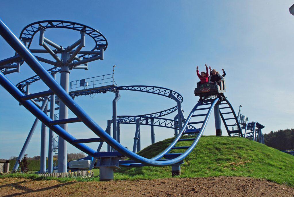 Cobra Paultons Park