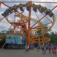 Flying Ace Aerial Chaser Kings Island