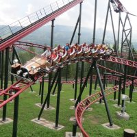 Il Tempo Extra Gigante at Hunderfossen Familiepark