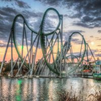 Incredible Hulk Universal Studios Islands of Adventure