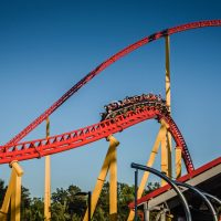 Intimidator 305 Kings Dominion