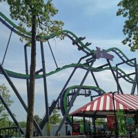 Joker at Six Flags Great Adventure