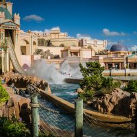 Journey to Atlantis SeaWorld Orlando