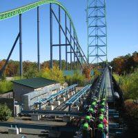 Kingda Ka Six Flags Great Adventure