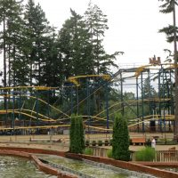Klondike Gold Rusher Wild Waves Enchanted Village