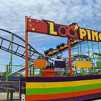 Looping Star Keansburg Amusement Park