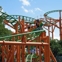 Pandemonium Six Flags New England