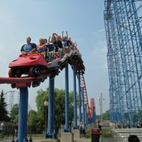 Ride of Steel Darien Lake