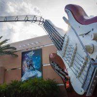 Rock 'n' Roller Coaster Disney Studios
