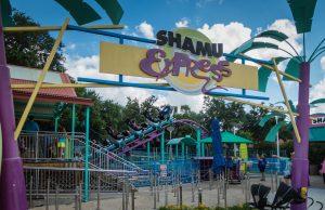 Shamu Express SeaWorld San Antonio