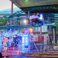 Spinning Coaster Maihime Tokyo Dome City