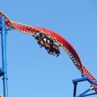 Superman Six Flags Discovery Kingdom