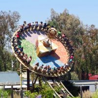 Tiki Twirl Californias Great America