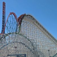 Twisted Colossus Six Flags Magic Mountain
