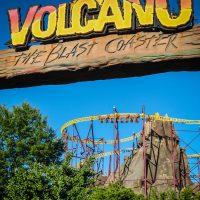 Volcano the Blast Coaster Kings Dominion