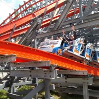 Wicked Cyclone Six Flags New England