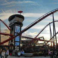 X-Flight Six Flags Great America