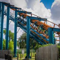 XLR8 Six Flags Astroworld