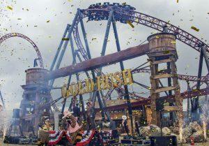Gold Rush Opening Attractiepark Slagharen