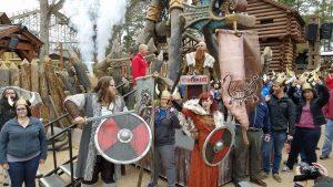 InvadR Opening Busch Gardens Williamsburg