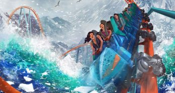 SeaWorld Orlando Breaking Ice in 2020