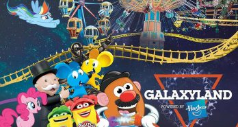 Hasbro to bring the game to Galaxyland