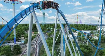 Orion stars at Kings Island