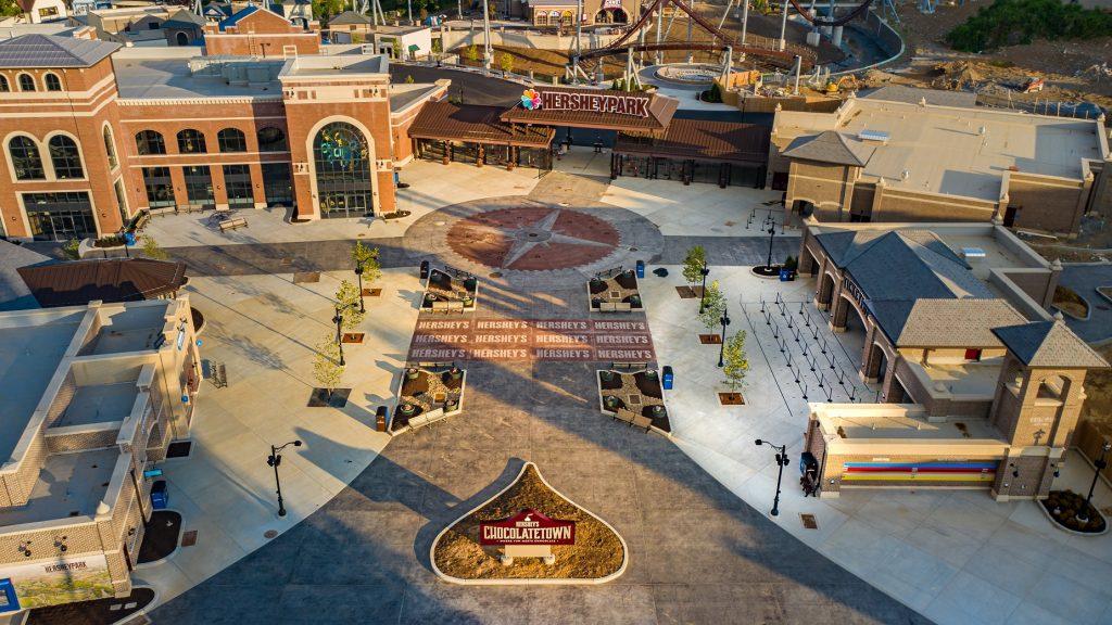 chocolatetown, hersheypark