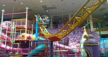 Galaxyland partially reopens