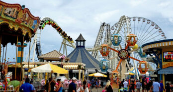 U.S. parks set 2021 opening dates