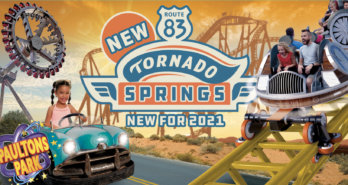 Tornado Springs to open 12th April